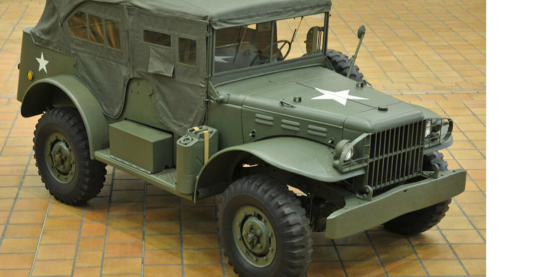1942er Dodge 4x4 Command Car