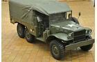 1942er Dodge WC 62 6x6 Pritschenwagen