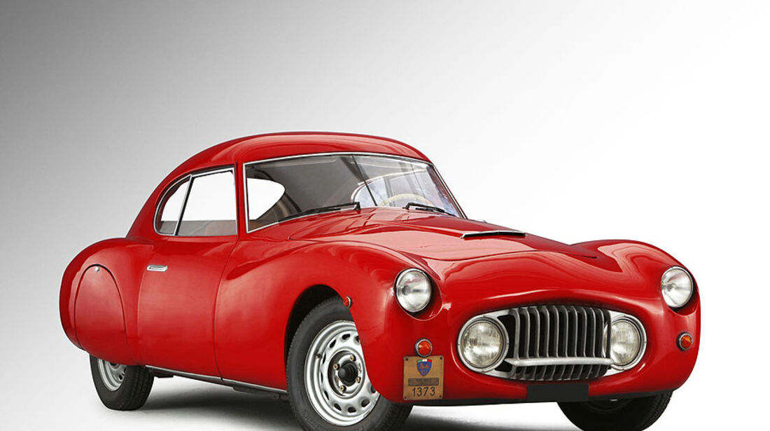 1947 Fiat 1100 S MM berlinerte