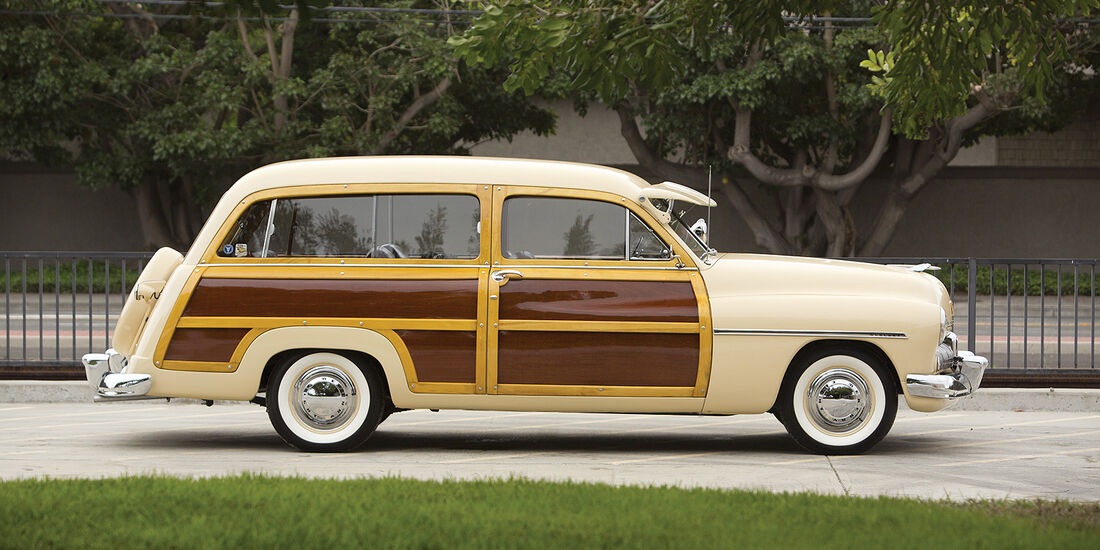 1949er Mercury Station Wagon