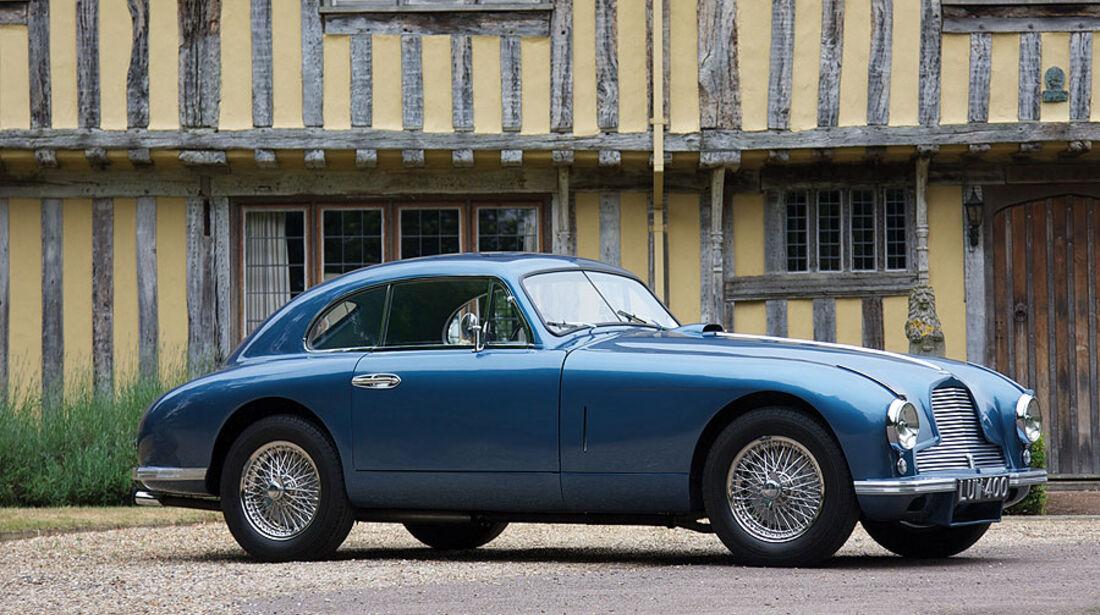1951er Aston Martin DB2 Coupé