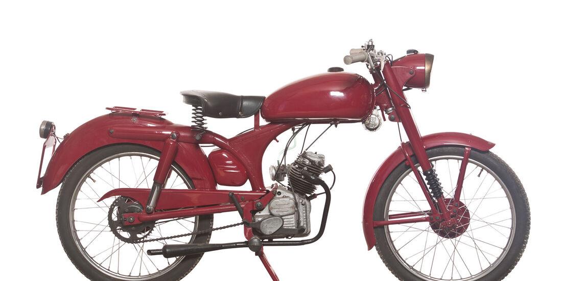 1952 Ducati Cucciolo 65T RM Auctions Monaco 2012