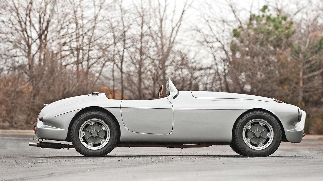1952er Tojeiro-MG Competition Barchetta
