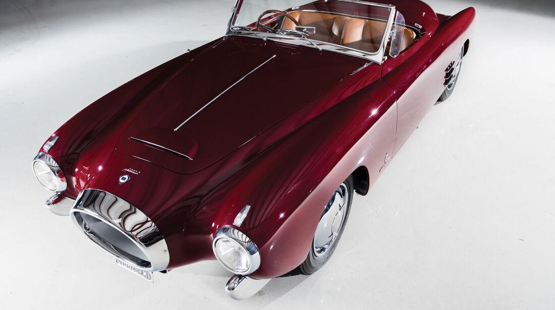1953 Lancia Aurelia PF200 C Spider by Pinin Farina