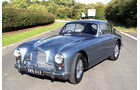 1953er Aston Martin DB2/4 Sports Saloon