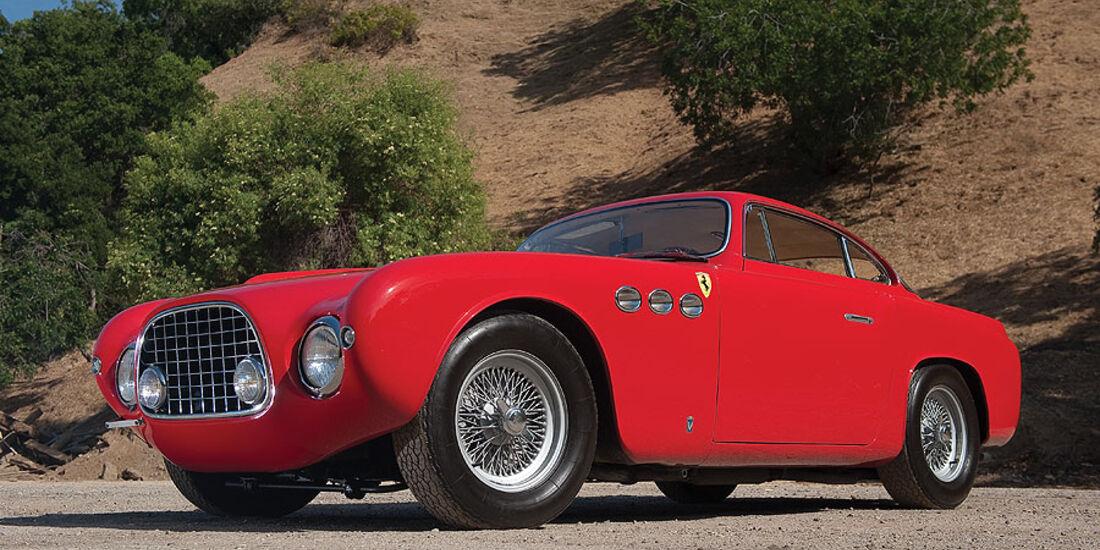 1953er Ferrari 212 Inter Coupé