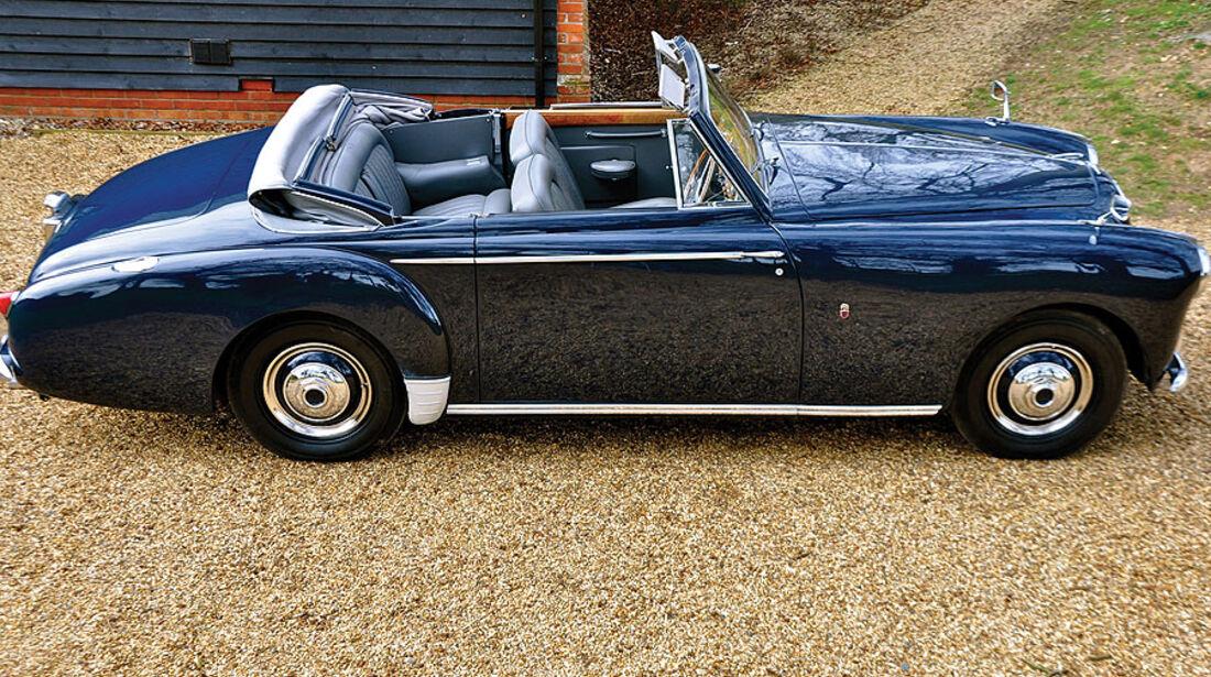 1954er Lagonda 3-Litre Three-Position Drophead Coupé