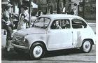 1955-1960 Fiat-Seat 600 Saloon