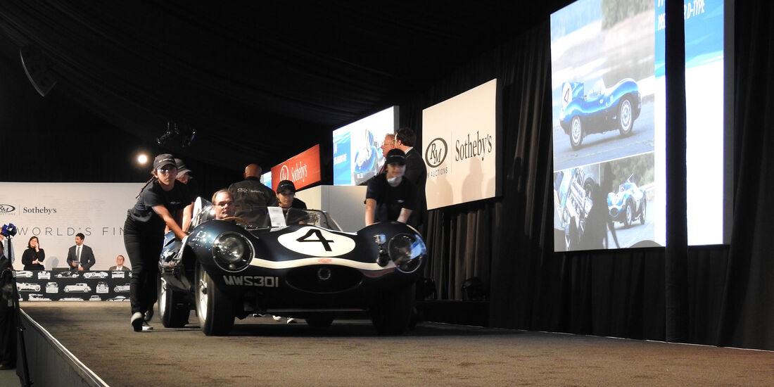1955 Jaguar D-Type Roadster - RM Sotheby's - Pebble Beach 2016