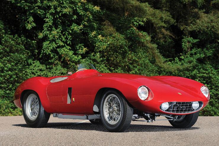 1955er Ferrari 750 Monza Scaglietti Spyder