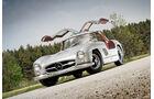 1955er Mercedes-Benz 300SL Coupe
