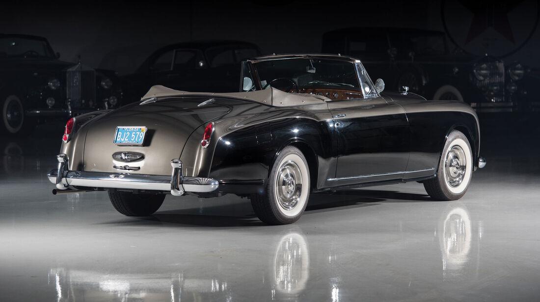 1956 Bentley S1 Continental Drophead by Park Ward