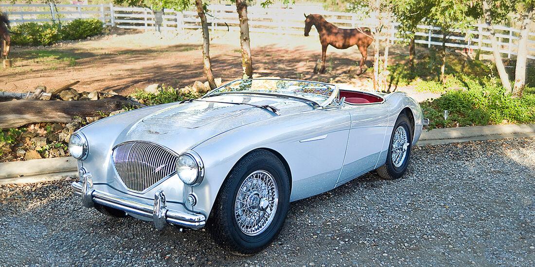 """1956er Austin-Healey 100M """"Le Mans"""" Roadster"""