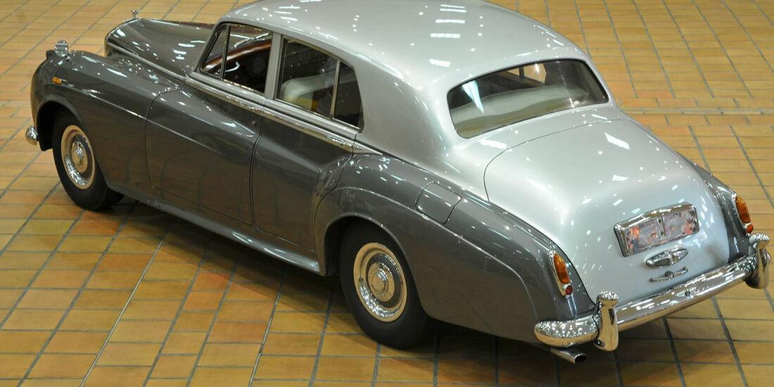 1956er Bentley S1