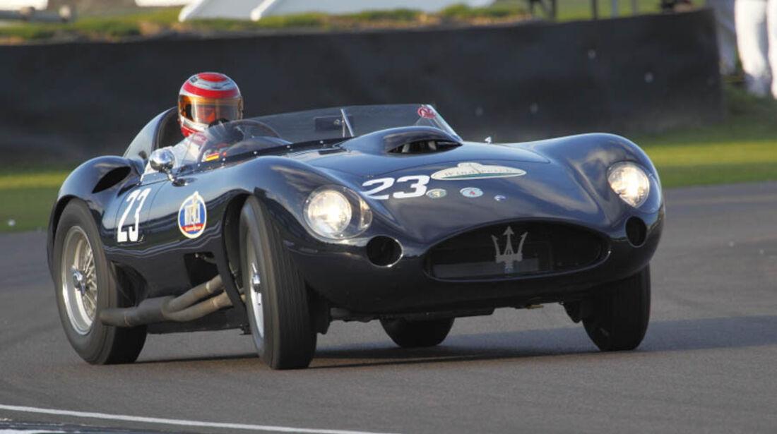 1956er Maserati 450 S