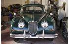 1957 Jaguar XK150SE 3.4-Litre Coupé.