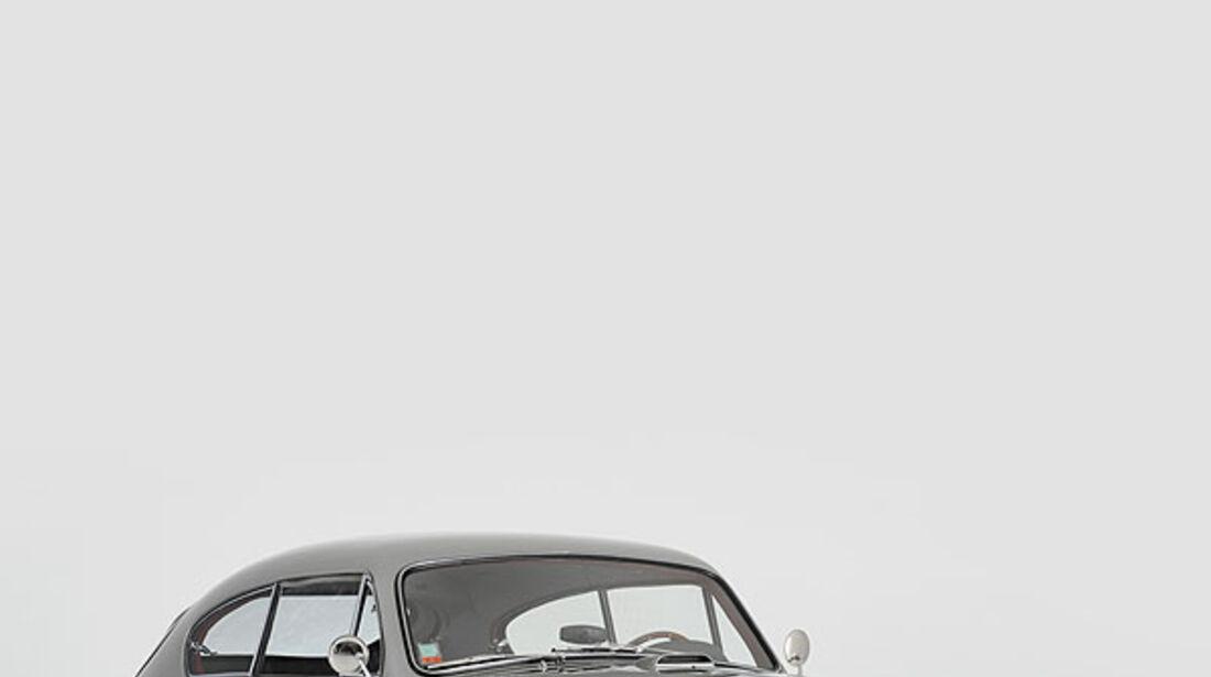 1957er Aston Martin DB Mark III Coupé