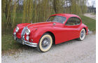 1957er Jaguar XK140 MC Fixed Head Coupe