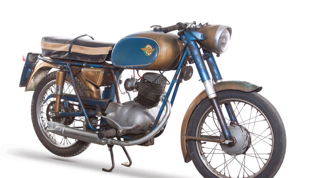 1958 Ducati 125 Aurea RM Auctions Monaco 2012