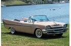 1958er Desoto Firesweep Convertible