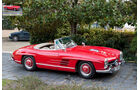 1958er Mercedes Benz 300 SL Roadster