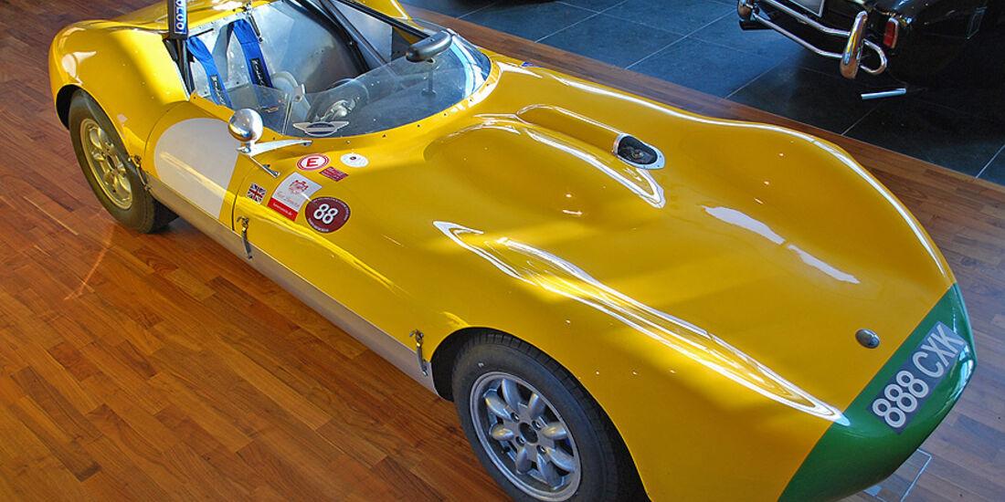 1960 Rejo Mk III - FIA Papers
