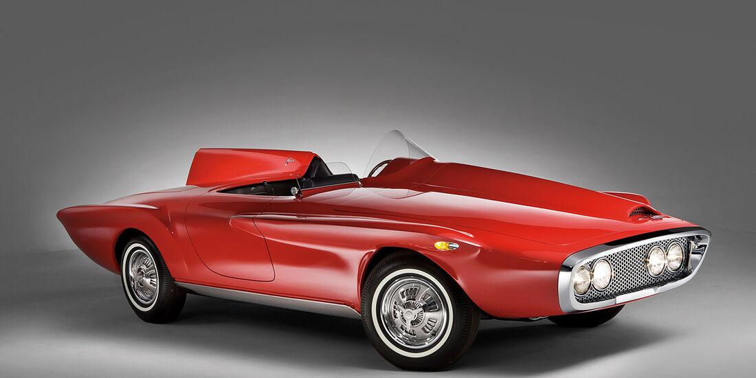 1960er Plymouth XNR