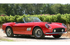 1961 Ferrari 250 GT California SWB Spyder