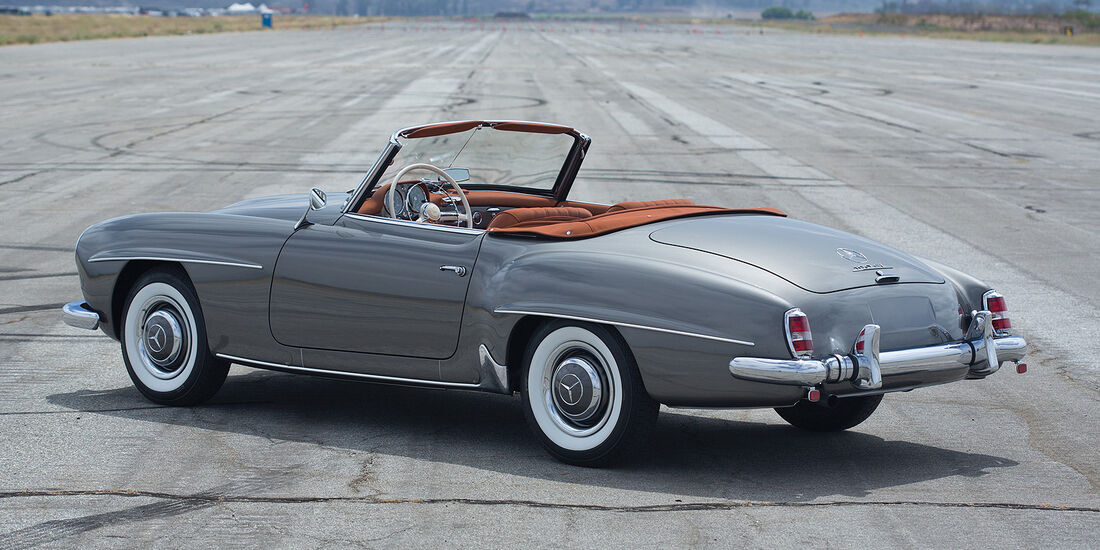 1961er Mercedes-Benz 190SL Roadster