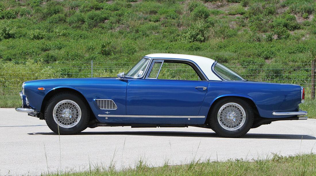 1962er Maserati 3500 GT by Carrozzeria Touring of Milan