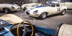 1963 Jaguar E-Type Lightweight Roadster - Pebble Beach 2017 - Auktion - Bonhams