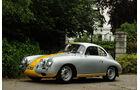 1963 Porsche 356B Rally Car