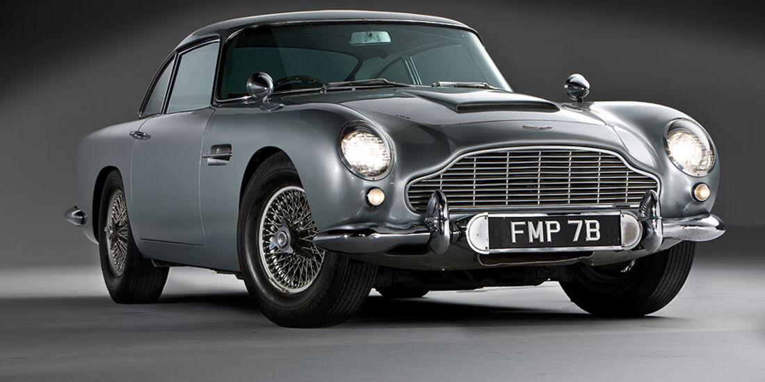 1964er Aston Martin DB5