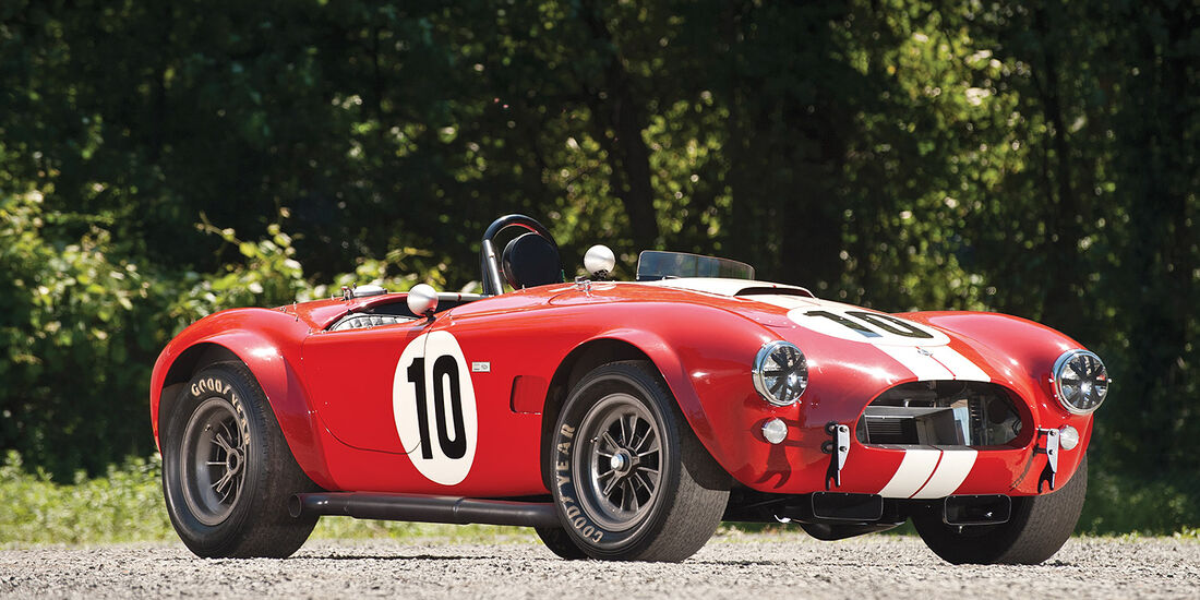 1964er Shelby 289 Competition Cobra