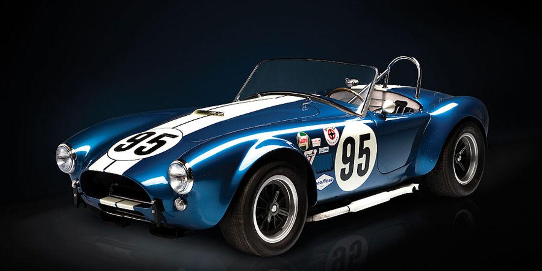 1964er Shelby Cobra USRRC Roadster