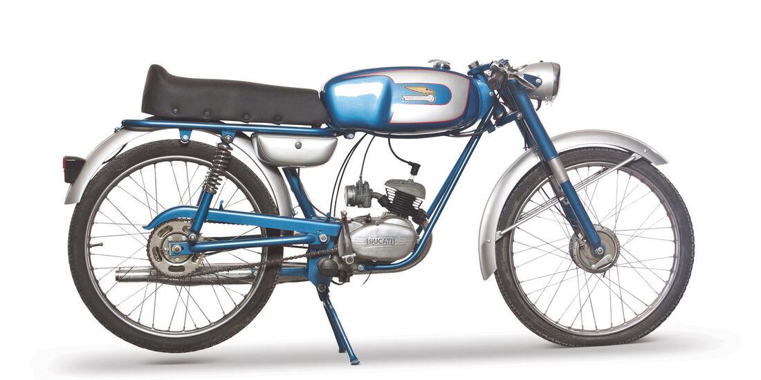1965 Ducati 50 Sport RM Auctions Monaco 2012