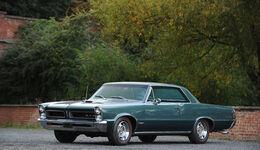 1965 Pontiac GTO.