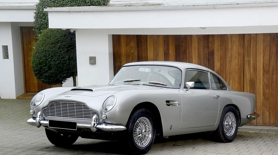 1965er Aston Martin DB5 Sports Saloon