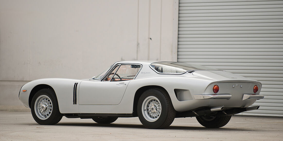 1965er Bizzarrini 5300 GT Strada Alloy