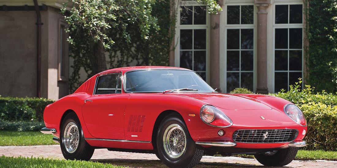 1965er Ferrari 275 GTB by Carrozzeria Scaglietti