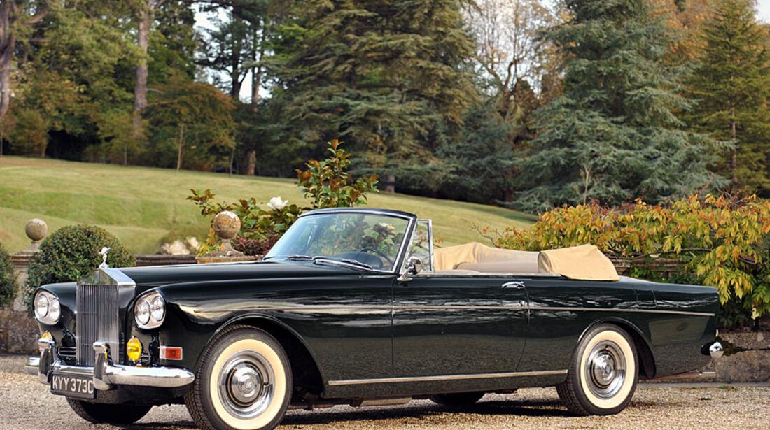 1965er Rolls-Royce Silver Cloud III Drophead Coupe