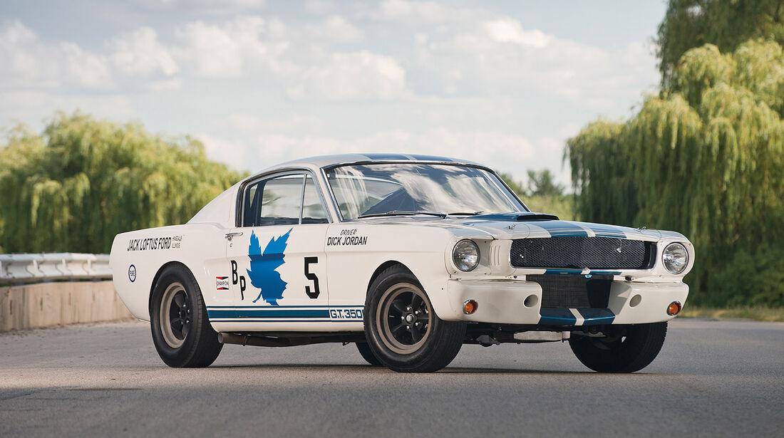 1965er Shelby GT350 R