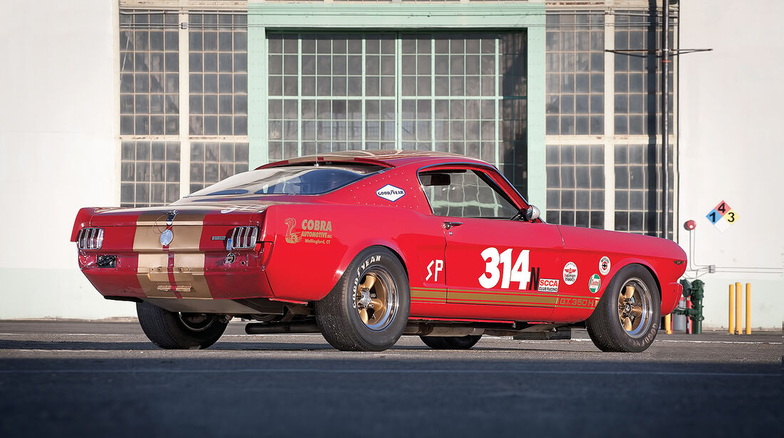 1966er Shelby GT350H Race Car