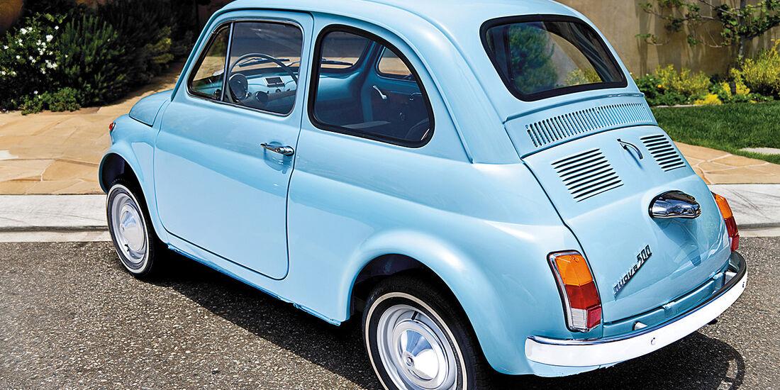 1967er Fiat 500F