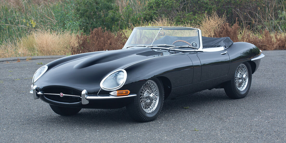 1967er Jaguar E-Type Roadster