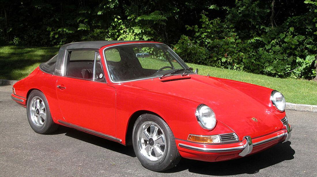 1967er Porsche 911 Targa
