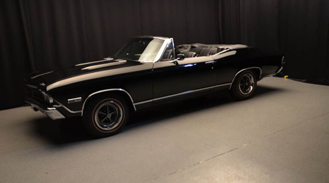 1968er Chevrolet Chevelle Modified Cabriolet