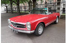 1968er Mercedes-Benz 280SL Convertible