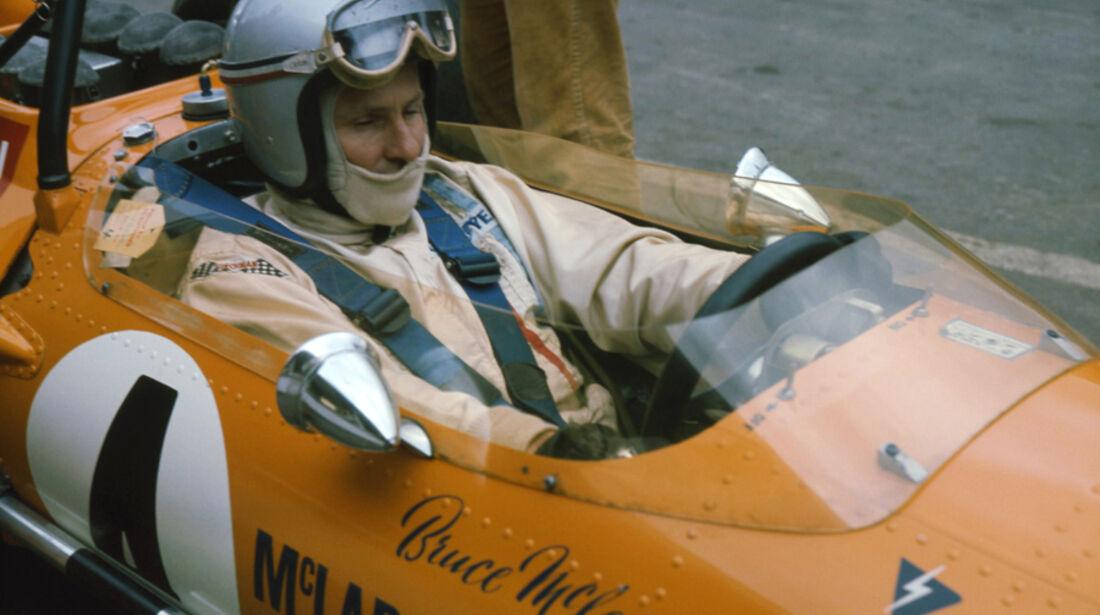 1969 Bruce McLaren