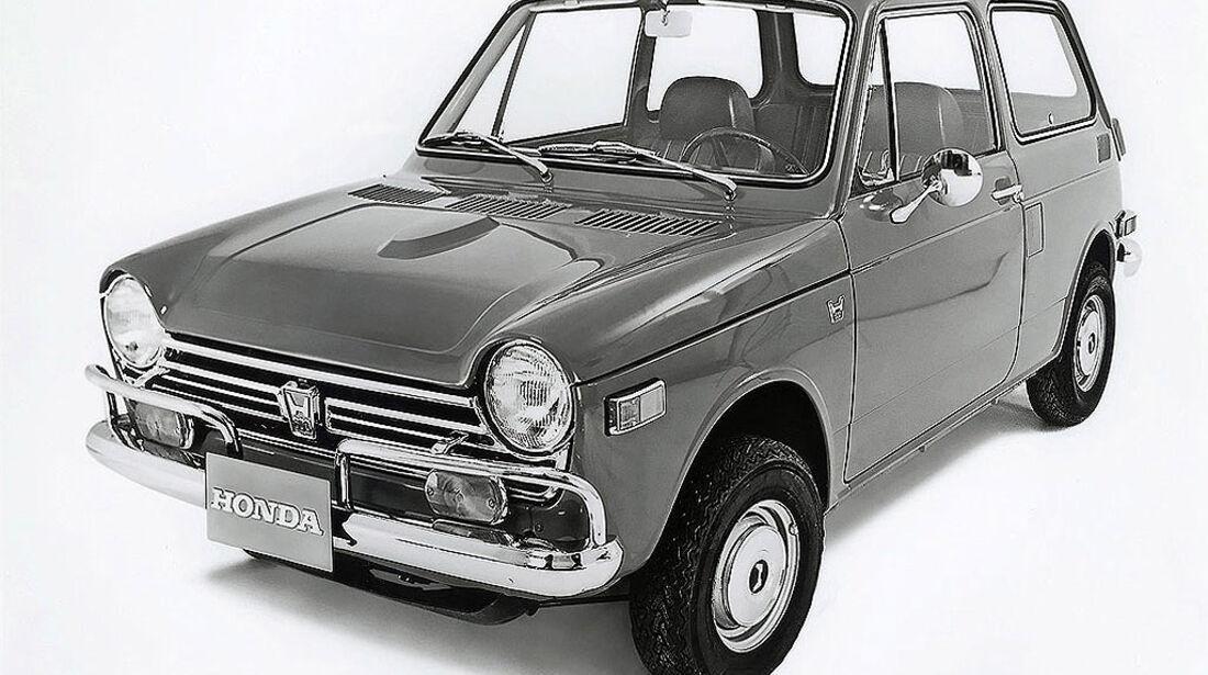 1969 Honda n600